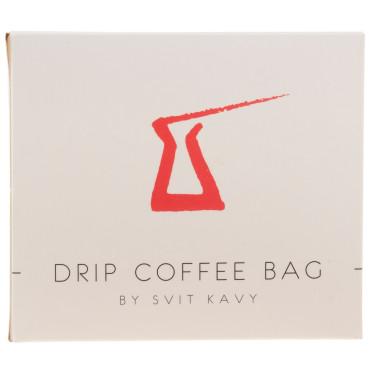 "Кофе молотый ""Drip Coffe Bag"" 80г, Світ Кави"