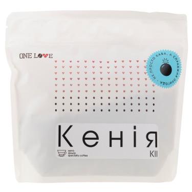 Кофе зерновой Кения Кии 250г, One Love - Q2041