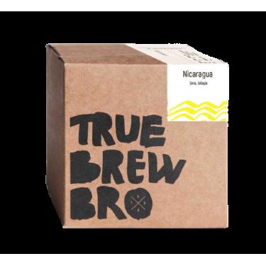 Кофе свежеобжаренный под фильтр Никарагуа Ява 250г, True Brew Bro - Q1690