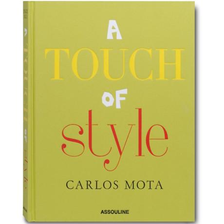 Прикосновение стиля. Карлос Мота. Assouline - 22154