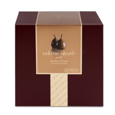 Инжир в молочном шоколаде 1кг, Rabitos Royale