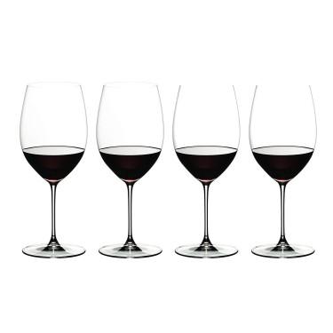 Набор бокалов для красного вина Cabernet/Mertot Veritas, Riedel - Q1900