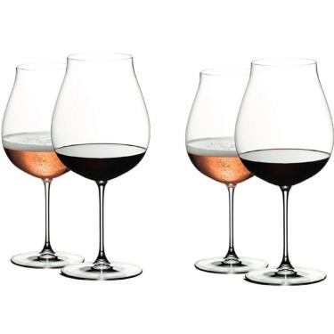 Набор бокалов для красного вина New World Pinot Noir Veritas, Riedel