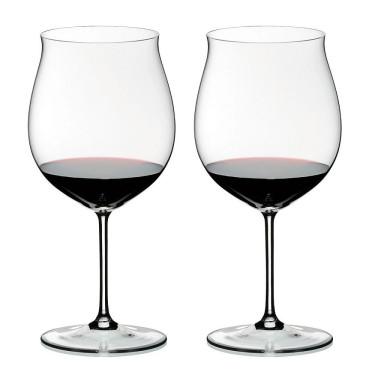 Набор бокалов для красного вина Burgundy Sommeliers, Riedel - Q3124