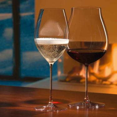 Набор бокалов для красного вина New World Pinot Noir Veritas, Riedel - Q1901