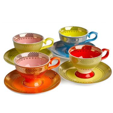 """Набор посуды для эспрессо """"Как у бабушки"""", Pols potten"""