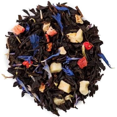 """Чай черный """"Эрл Грей Синий"""" пакетированный, Kusmi Tea - Q0810"""