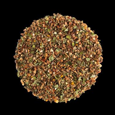 """Чай травяной """"Счастливый Разум"""" органический 100г, Kusmi Tea - Q0828"""
