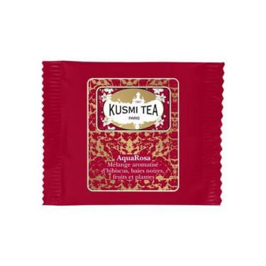"""Чай травяной """"АкваРоза"""" пакетированный 250х2г, Kusmi Tea - Q0793"""