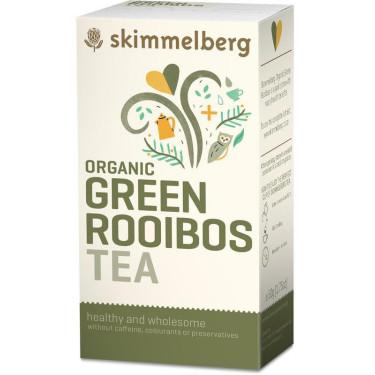 Чай Ройбуш зеленый пакетированный, Skimmelberg - 95953
