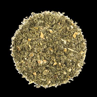 """Чай зеленый """"Замечательное утро"""" пакетированный, Kusmi Tea - Q0802"""