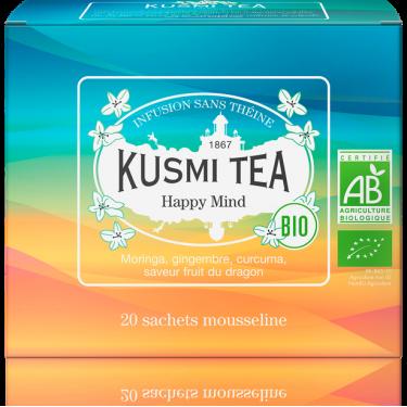 """Чай травяной """"Счастливый Разум"""" пакетированный, Kusmi Tea - Q0805"""