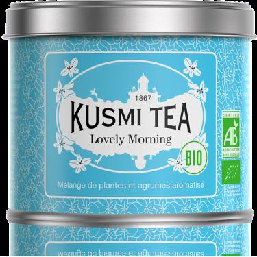 """Чай зеленый """"Замечательное утро"""" листовой, Kusmi Tea"""