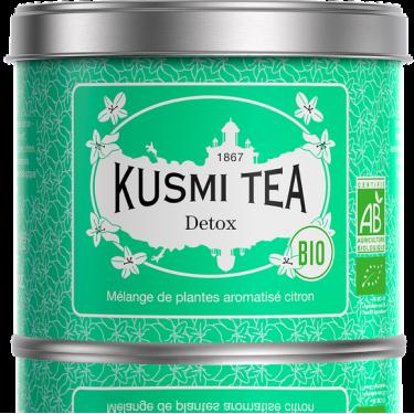 """Чай зеленый """"Детокс"""" листовой, Kusmi Tea"""