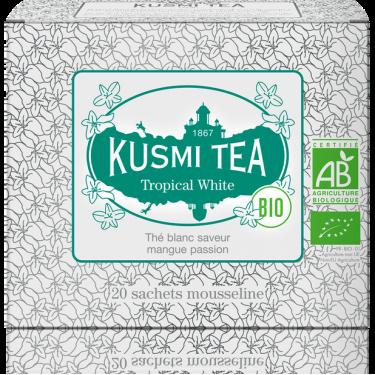 """Чай белый """"Тропический"""" пакетированный, Kusmi Tea"""