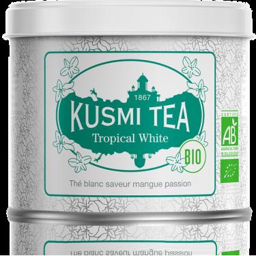 """Чай белый """"Тропический"""" листовой, Kusmi Tea"""