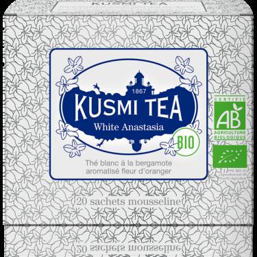 """Чай белый """"Анастасия"""" пакетированный, Kusmi Tea"""