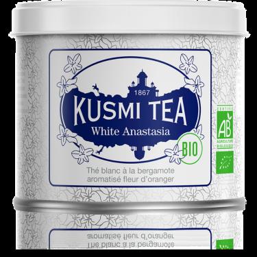 """Чай белый """"Анастасия"""" листовой, Kusmi Tea"""