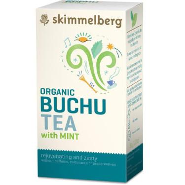"""Чай """"Буху"""" с мятой пакетированный, Skimmelberg - 95950"""