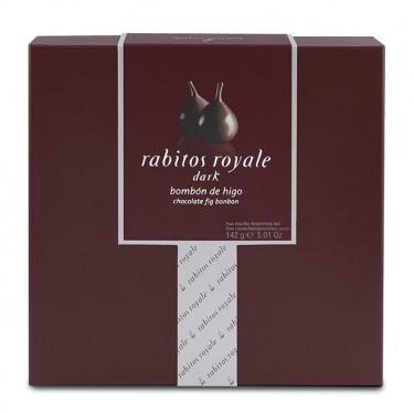 Инжир в черном шоколаде 142г, Rabitos Royale