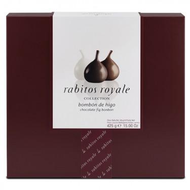 Инжир в шоколаде ассорти 425г, Rabitos Royale