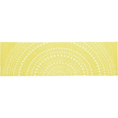 Скатерть узкая желтая Kastehelmi - 24152