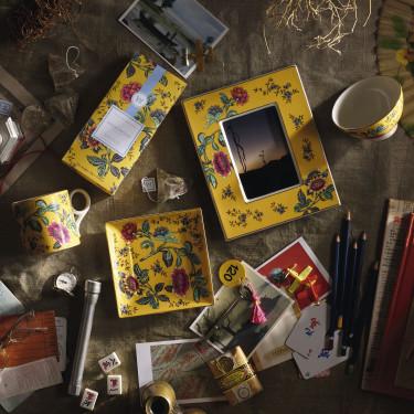 Тарелка подарочная Yellow Tonquin Wonderlust, Wedgwood - 94654