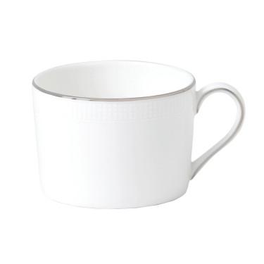 Чашка для чая 150мл белая Vera Wang Blanc Sur Blanc, Wedgwood - 94664