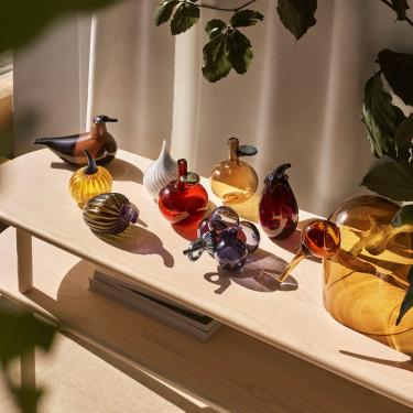 Декоративная фигурка Птица рубиновая Toikka, Iittala - 21985