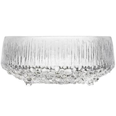 Блюдо для сервировки стеклянное 20см Ultima Thule, Iittala - 23783