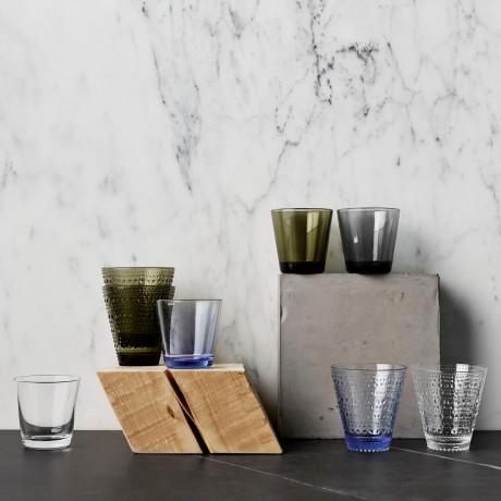 Набор стаканов сине-серых (2 шт в уп) 400 мл Kartio, iittala - 17139