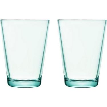 Набор стаканов бирюзовых Kartio (2 шт) 400 мл, iittala - 15029