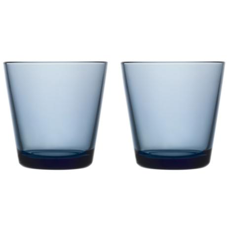 Набор стаканов сине-серых (2 шт.) 210 мл Kartio, iittala - 20924