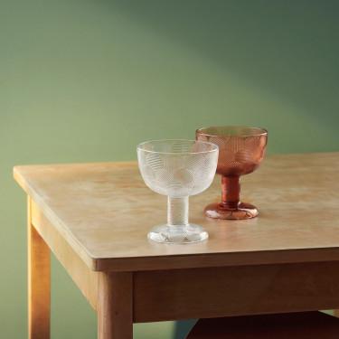 Креманка стеклянная прозрачная 14,5см Miranda, Iittala - 50915