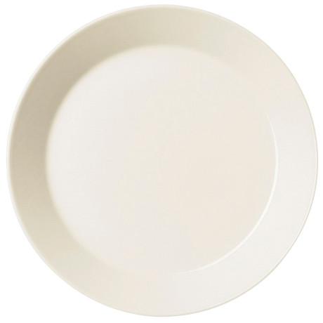 Тарелка белая 21см Teema, iittala - 26593