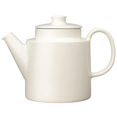 Заварник для чая белый Teema, iittala - 19408