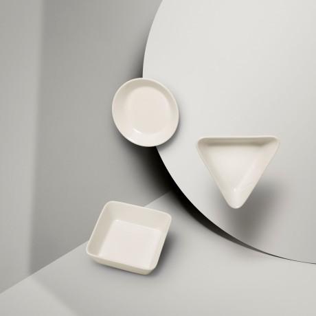 Набор тарелок белых 3шт Teema, iittala - 26711
