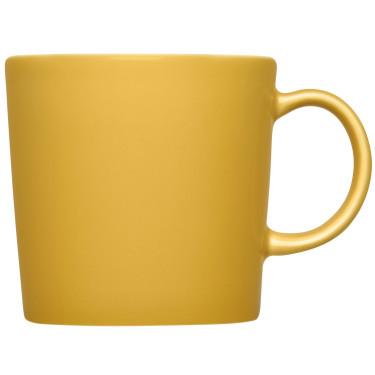 Кружка фарфоровая медового цвета 300мл Teema, iittala
