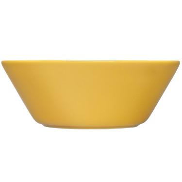 Миска фарфоровая медового цвета 15см Teema, iittala