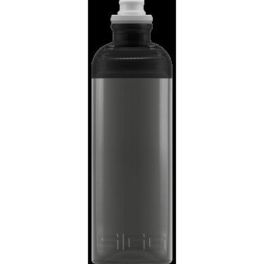 Бутылка для напитков с питьевым клапаном антрацит 600мл Feel, Sigg