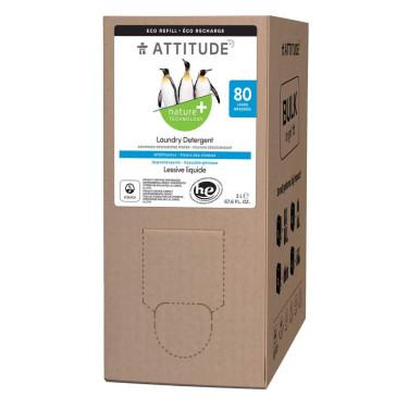 Средство для стирки с ароматом полевых цветов 2л, Attitude