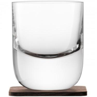 Набор из 2-х бокалов для виски 270мл с подставками Whisky, LSA international - 24256