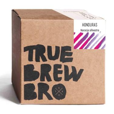 Кофе свежеобжаренный под эспрессо Гондурас Наранхо 250г, True Brew Bro - Q5479