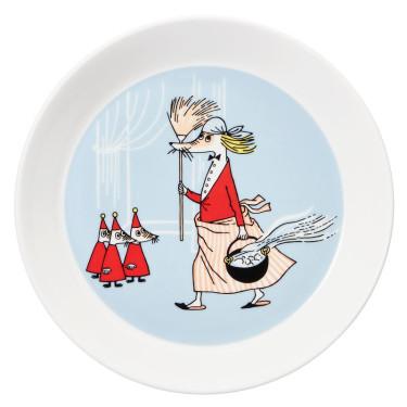 """Тарелка """"Филиджонк"""" 19см Moomin, Arabia"""