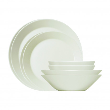 Набор тарелок (8шт в уп) Teema, iittala - Q4369