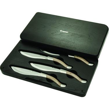 Набор ножей для стейка Angus (4шт), Legnoart