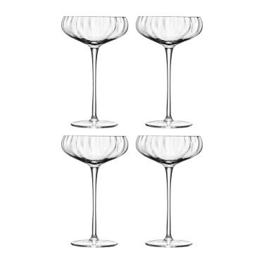 Набор бокалов для шампанского 300мл (4шт) Aurelia, LSA international - Q6117