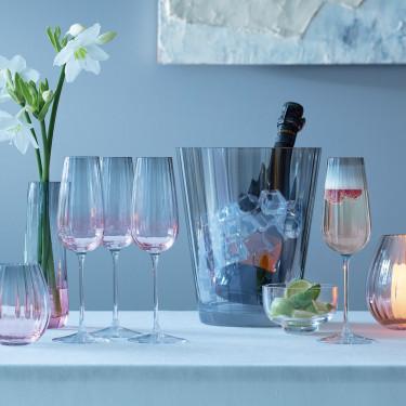 Набор флют-бокалов для шампанского 250мл (2шт) Dusk, LSA international - Q6316