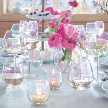 Набор бокалов для белого вина 325мл (4шт) Pearl, LSA international - Q6318