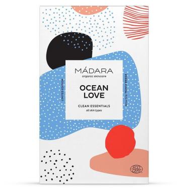"""Набор средств """"Ocean Love Clean Essentials"""" (2шт в уп), Madara Cosmetics"""